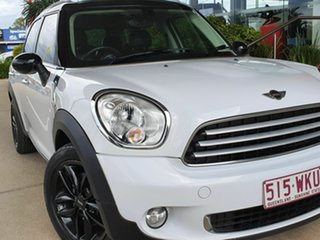 2014 Mini Countryman Cooper White 6 Speed Automatic Hatchback