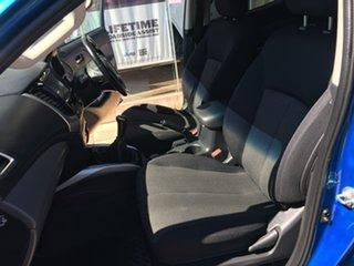 2017 Mitsubishi Triton MQ GLS Blue Manual