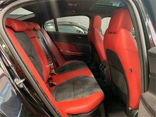 2015 Jaguar XE X760 S Black Sports Automatic Sedan