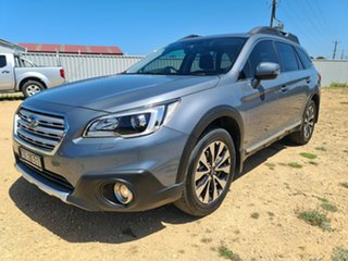 2017 Subaru Outback B6A MY17 3.6R CVT AWD Grey 6 Speed Constant Variable Wagon.