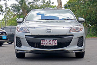 2012 Mazda 3 BL10F2 Neo Activematic Silver 5 Speed Sports Automatic Sedan.