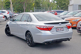 2016 Toyota Camry ASV50R RZ Classic Silver 6 Speed Sports Automatic Sedan