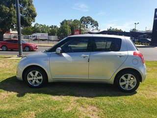 2009 Suzuki Swift RS415 Silver 5 Speed Manual Hatchback
