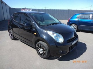 2010 Suzuki Alto GF GLX 4 Speed Automatic Hatchback