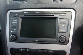 2010 Skoda Octavia 1Z MY10 DSG Silver 7 Speed Sports Automatic Dual Clutch Wagon