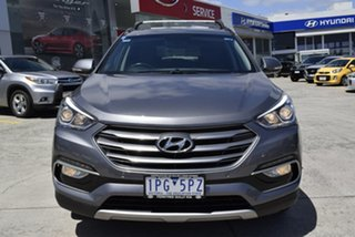 2016 Hyundai Santa Fe DM3 MY17 Elite Grey 6 Speed Sports Automatic Wagon