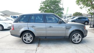 2010 Land Rover Range Rover Sport L320 10MY TDV8 Grey 6 Speed Sports Automatic Wagon