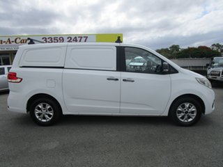 2015 LDV G10 SV7C White 5 Speed Manual Van