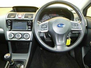 2015 Subaru Impreza G4 MY14 2.0i-L AWD Grey 6 Speed Manual Hatchback
