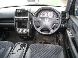 2003 Honda CR-V MY04 (4x4) Sport Silver 4 Speed Automatic Wagon
