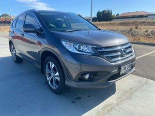 2014 Honda CR-V RM MY15 VTi 4WD Plus Grey 5 Speed Sports Automatic Wagon.