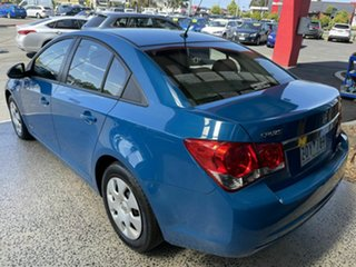 2012 Holden Cruze JH MY12 CD Blue 6 Speed Automatic Sedan