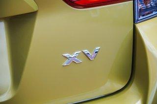 2020 Subaru XV G5X 2.0I-L Yellow Constant Variable SUV