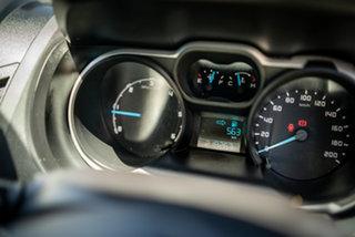 2013 Ford Ranger PX XLT 3.2 (4x4) Alpine Silver 6 Speed Manual Dual Cab Utility