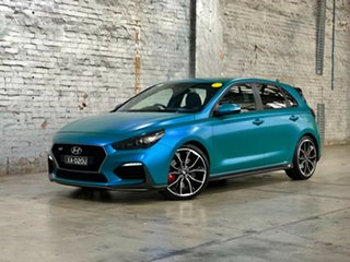 2018 Hyundai i30 PDe MY18 N Performance Green 6 Speed Manual Hatchback.