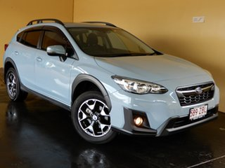 2019 Subaru XV MY19 2.0I-L Grey Continuous Variable Wagon