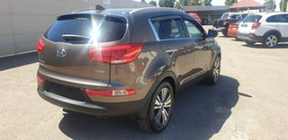 2015 Kia Sportage SL MY15 Platinum AWD Bronze 6 Speed Sports Automatic Wagon.
