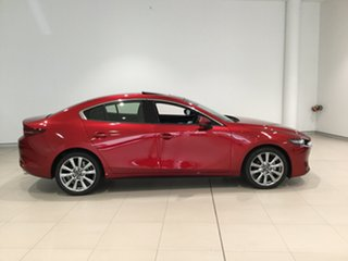 2020 Mazda 3 BP2SLA G25 SKYACTIV-Drive Astina Soul Red 6 Speed Sports Automatic Sedan