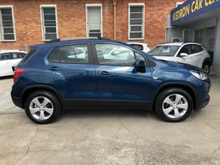 2019 Holden Trax TJ MY20 LS Blue 6 Speed Automatic Wagon.