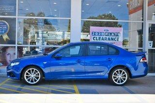2013 Ford Falcon FG MkII XR6 EcoLPi Blue 6 Speed Sports Automatic Sedan