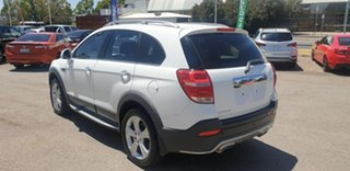 2013 Holden Captiva CG MY14 7 AWD LTZ White 6 Speed Sports Automatic Wagon
