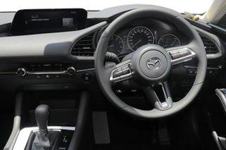 2020 Mazda 3 BP2S7A G20 SKYACTIV-Drive Evolve Sonic Silver 6 Speed Sports Automatic Sedan