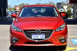 2013 Mazda 3 BM5436 SP25 SKYACTIV-MT Soul Red 6 Speed Manual Hatchback