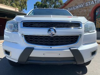 2016 Holden Colorado RG MY16 Z71 Crew Cab White 6 Speed Sports Automatic Utility