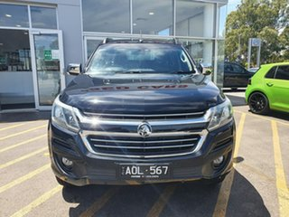 2017 Holden Trailblazer RG MY17 LTZ Black 6 Speed Sports Automatic Wagon.