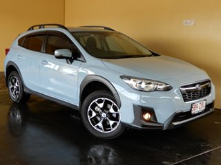 2019 Subaru XV MY19 2.0I-L Grey Continuous Variable Wagon.