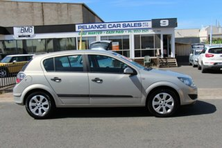 2008 Holden Astra AH MY08.5 60th Anniversary Gold 5 Speed Manual Hatchback