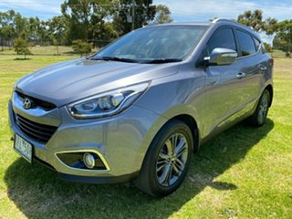 2015 Hyundai ix35 LM3 MY15 SE Grey 6 Speed Sports Automatic Wagon