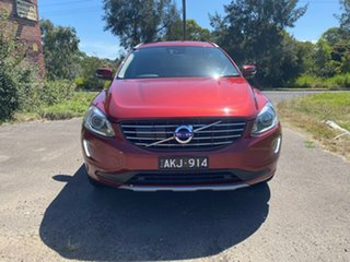 2016 Volvo XC60 (No Series) D4 Luxury Red Sports Automatic Wagon.