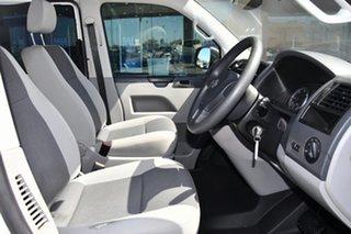 2014 Volkswagen Transporter T5 MY14 TDI340 Crewvan LWB DSG White 7 Speed