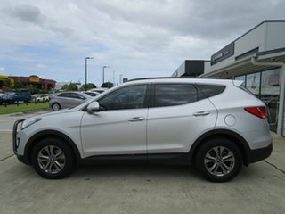2015 Hyundai Santa Fe DM2 MY15 Active Silver 6 Speed Sports Automatic Wagon.