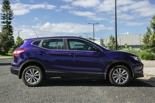 2017 Nissan Qashqai J11 ST Blue 6 Speed Manual Wagon