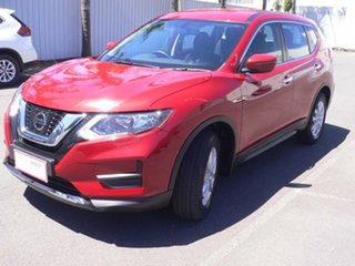 2019 Nissan X-Trail T32 Series II ST X-tronic 2WD Burgundy 7 Speed Constant Variable Wagon