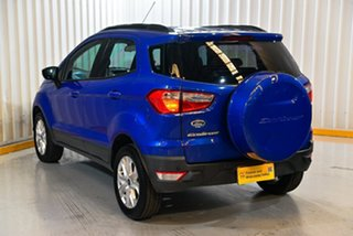 2014 Ford Ecosport BK Trend Blue 5 Speed Manual Wagon