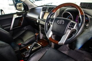 2010 Toyota Landcruiser Prado GRJ150R Kakadu (4x4) Crystal Pearl 5 Speed Sequential Auto Wagon