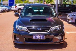 2013 Subaru Impreza G3 MY14 WRX AWD Black 5 Speed Manual Sedan