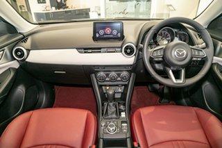 2020 Mazda CX-3 DK4W7A Akari SKYACTIV-Drive i-ACTIV AWD LE Snowflake White Pearl 6 Speed