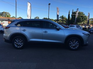 2017 Mazda CX-9 TC Touring SKYACTIV-Drive i-ACTIV AWD Billet Silver 6 Speed Sports Automatic Wagon.