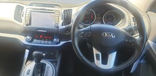 2015 Kia Sportage SL MY15 Platinum AWD Bronze 6 Speed Sports Automatic Wagon
