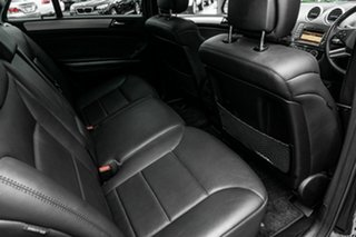 2010 Mercedes-Benz M-Class W164 MY10 ML350 CDI BlueEFFICIENCY Black 7 Speed Sports Automatic Wagon