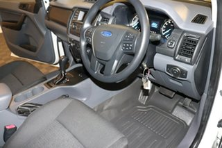 2016 Ford Ranger PX MkII XL Hi-Rider White 6 speed Automatic Cab Chassis