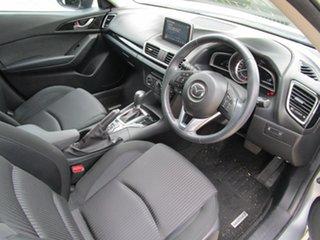 2014 Mazda 3 BM5478 Maxx SKYACTIV-Drive Silver 6 Speed Sports Automatic Hatchback