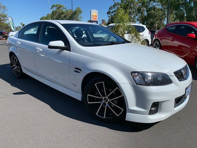 Used Holden Commodore VE II MY12.5 SV6 Z Series Bunbury, 2013 Holden Commodore VE II MY12.5 SV6 Z Series White 6 Speed Sports Automatic Sedan
