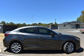 2017 Mazda 3 BN5236 SP25 SKYACTIV-MT Grey 6 Speed Manual Sedan.