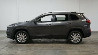 2016 Jeep Cherokee KL MY16 Limited Granite Crystal 9 Speed Sports Automatic Wagon