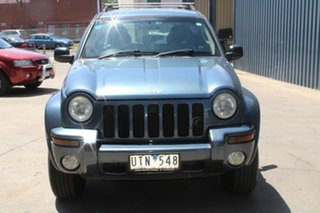 2002 Jeep Cherokee KJ Limited (4x4) 4 Speed Automatic Wagon.